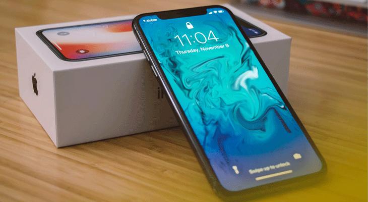 Si te falla la pantalla de tu iPhone X Apple te la cambia gratis