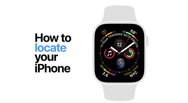 Apple publica video tutoriales con el Apple Watch Series 4 como protagonista
