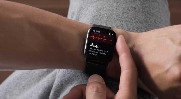 Así bloquea Apple el uso del ECG del Apple Watch Series 4 fuera de EE.UU
