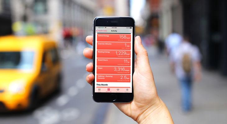 Cómo elegir que dispositivo mide los pasos que das en la App Salud