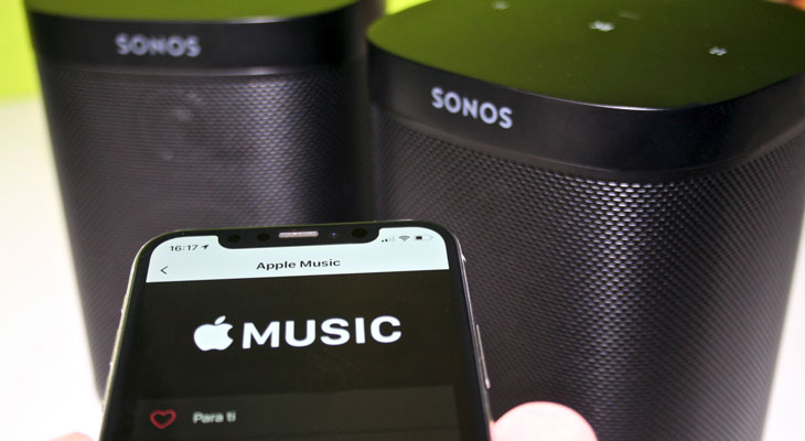 Sonos One, el altavoz inteligente definitivo para usuarios Apple