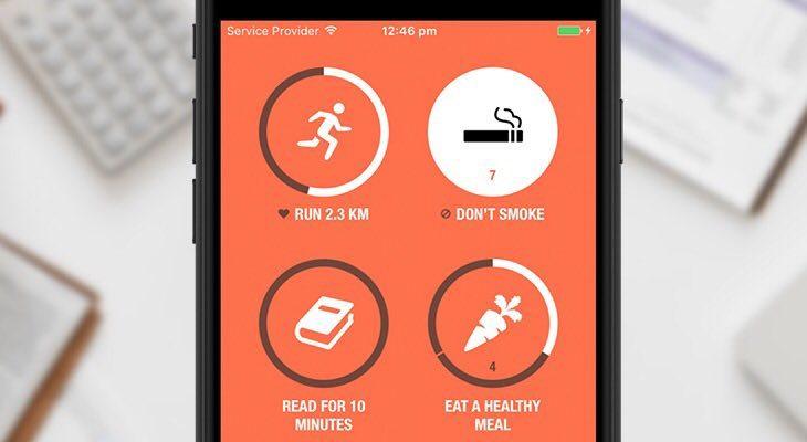 Con esta aplicación conseguir tus propósitos es divertido