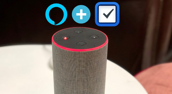 Cómo añadir tareas a Things con Alexa