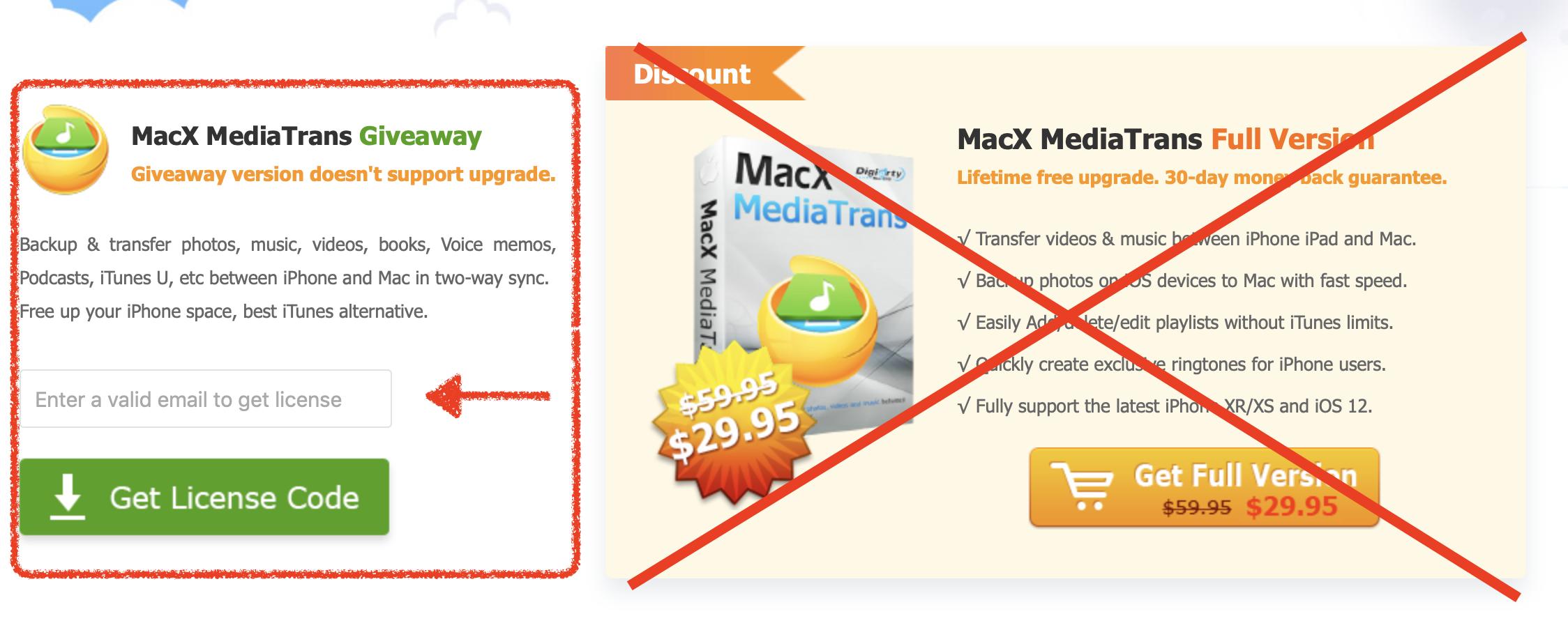 MacX Media Trans