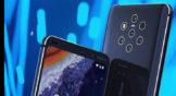 Mira el nuevo Nokia con 5 cámaras traseras [Vídeo]