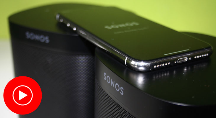 Youtube Music ya disponible en los altavoces Sonos