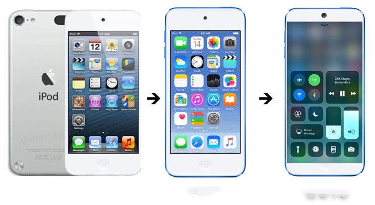 Apple podría estar pensando en revivir el iPod Touch