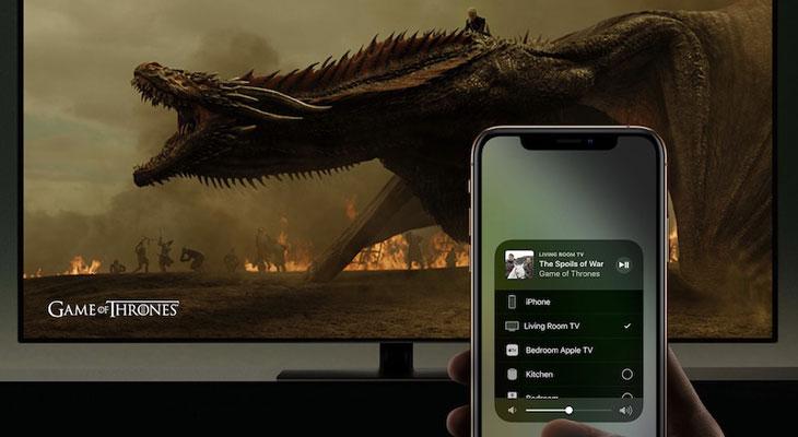 iTunes y AirPlay estarán disponibles en TV  de Samsung y otras marcas