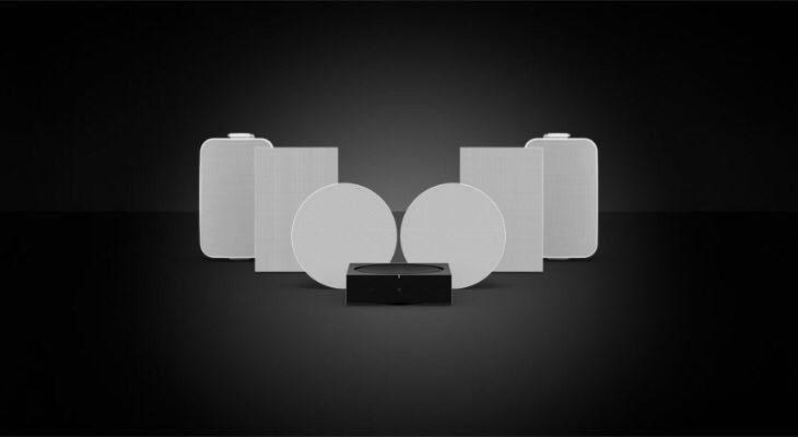"""Sonos Architectural, los nuevos altavoces """"invisibles"""" de Sonos"""