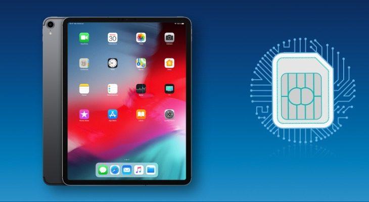 O2 ya ofrece eSIM para el iPhone XS, XR y el nuevo iPad Pro