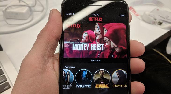 Qué son las descargas inteligentes de Netflix y cómo activarlas