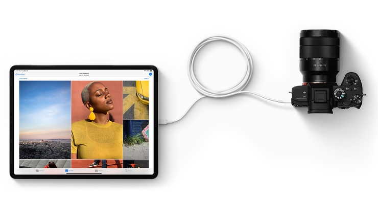 El iPad Pro es más Pro con el puerto USB-C (y este accesorio)