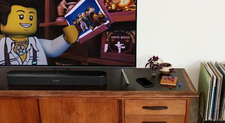 Sonido Sonos Beam películas y series