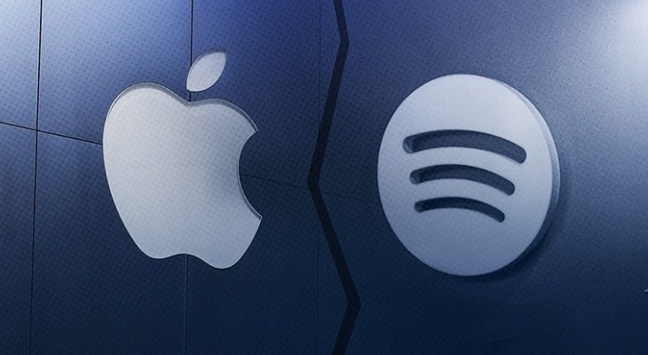 Spotify Vs Apple, todo lo que está pasando en la guerra del streaming de música