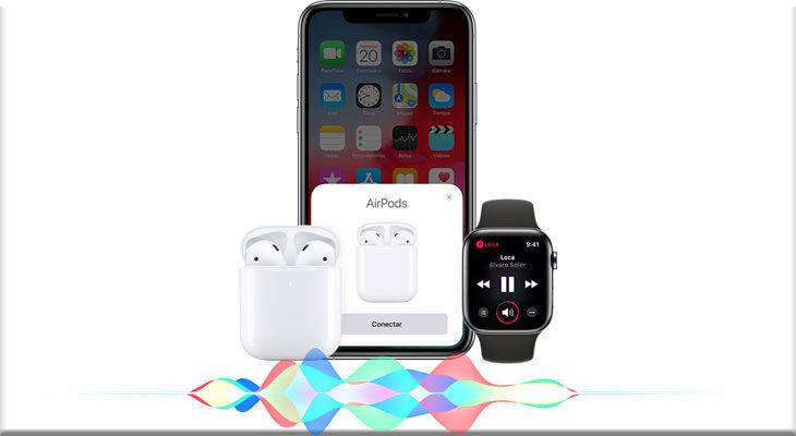 Apple lanza la nueva generación de los AirPods estas son las novedades