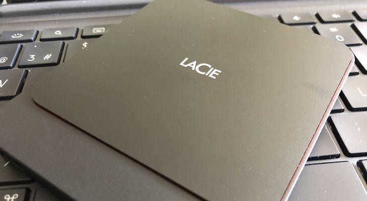 Review LaCie SSD; súper ligero, portable y con gran rendimiento