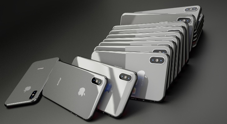 Apple domina el mercado mundial de SmartPhone de gama alta