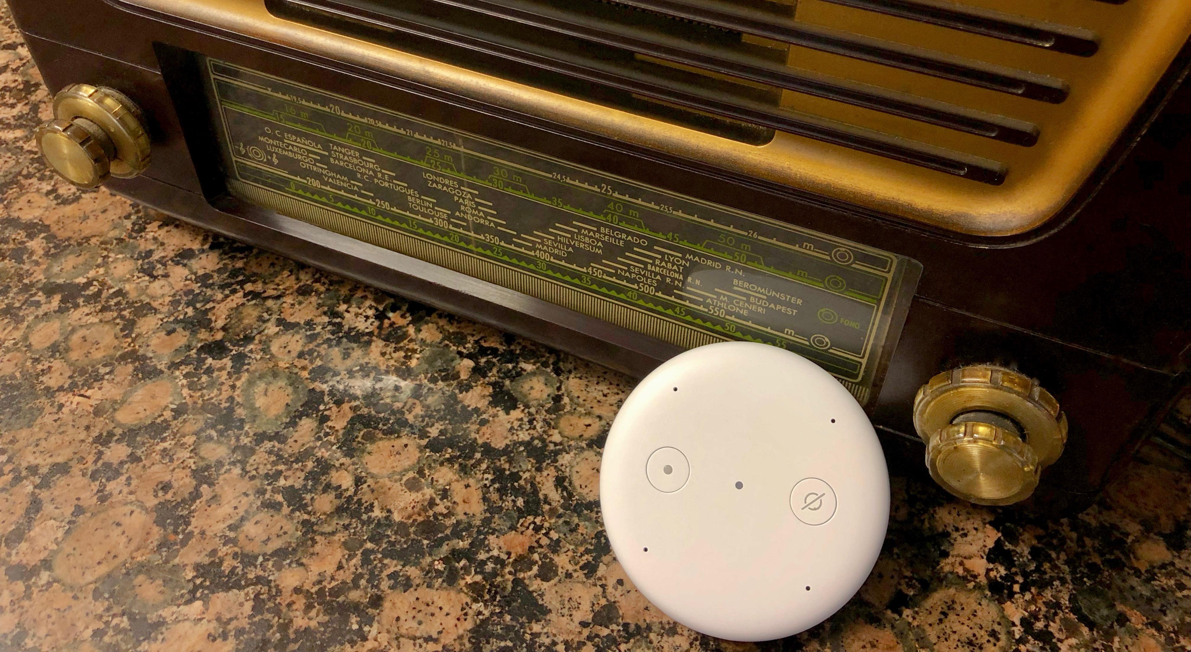 Review Echo Input, el dispositivo que convierte en inteligente cualquier altavoz