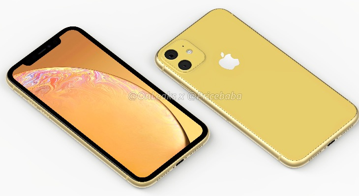 Concepto iPhone XR 2019