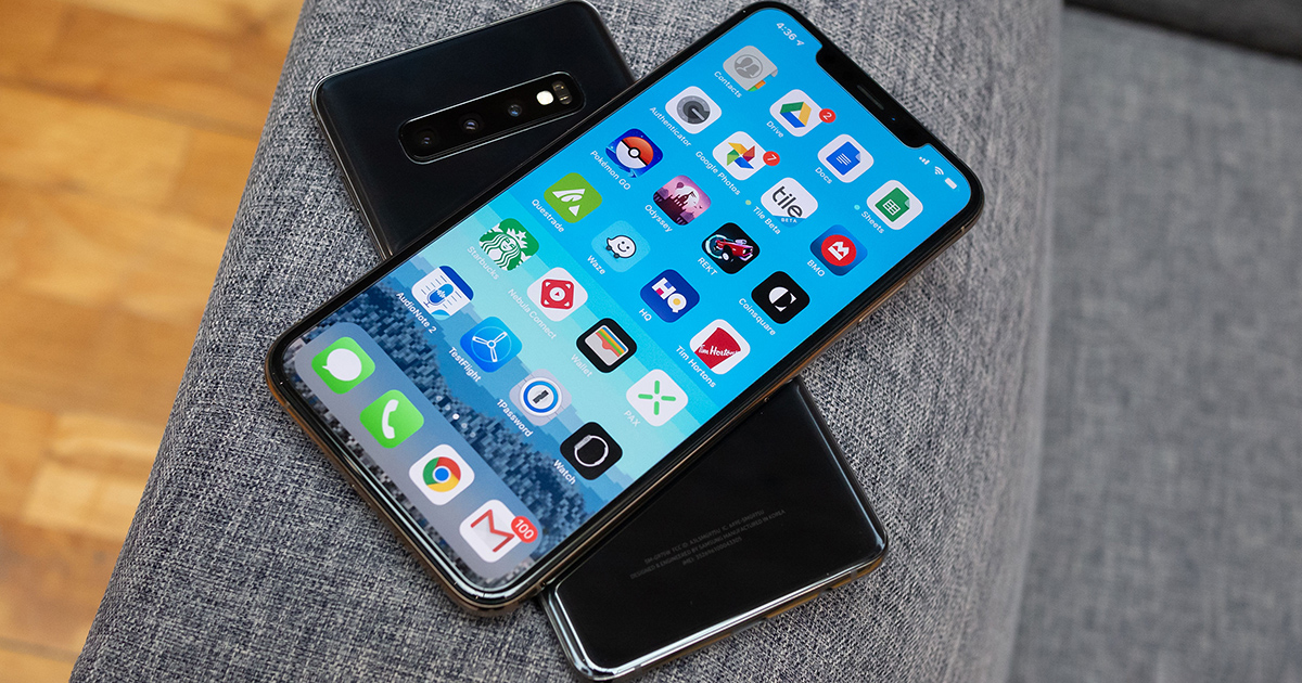 Así funcionaría la carga inversa del iPhone XI