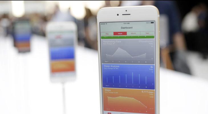iOS 13 salud