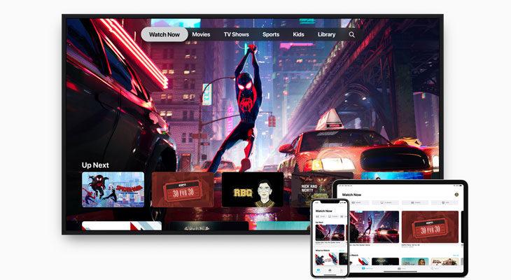 Apple lanza iOS 12.3 y la aplicación Apple TV
