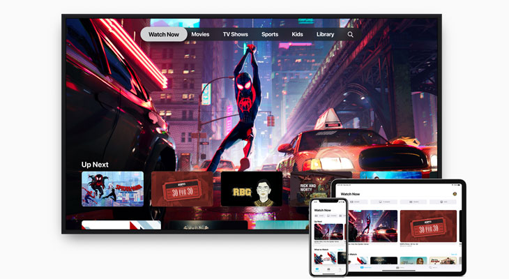 Apple lanza iOS 12.3 y la aplicación Apple TV