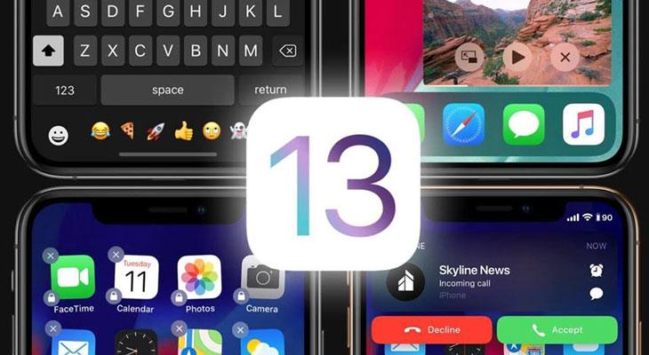 iOS 13, esto es lo que podríamos ver en menos de un mes