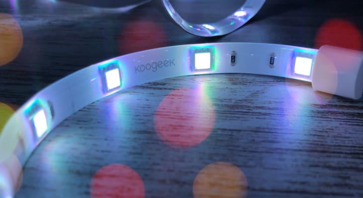 Las tiras LED compatibles con HomeKit más asequibles