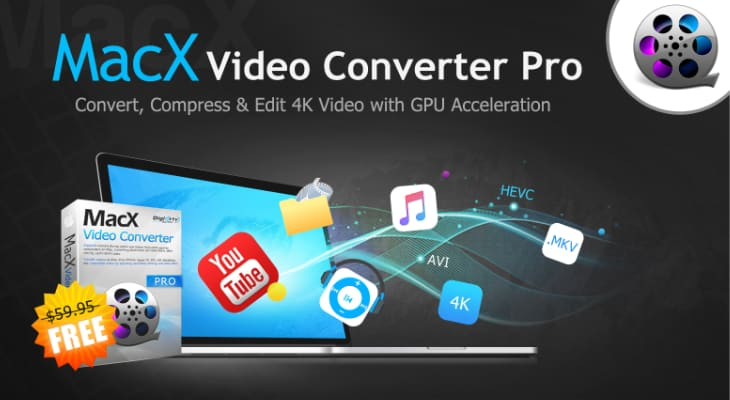 MacX Video Converter Pro Gratis – Convierte, redimensiona y edita vídeo fácilmente
