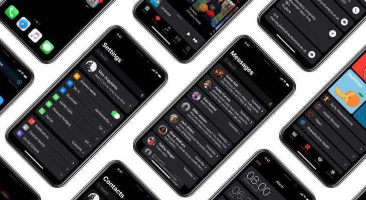 Cómo activar el modo oscuro del iPhone o iPad en iOS 13