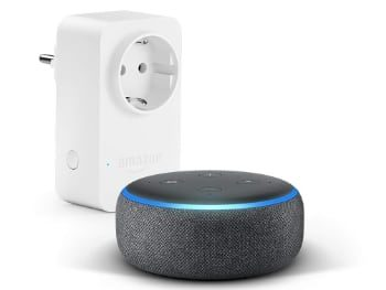 Echo Dot (3.ª generación) + Amazon Smart Plug