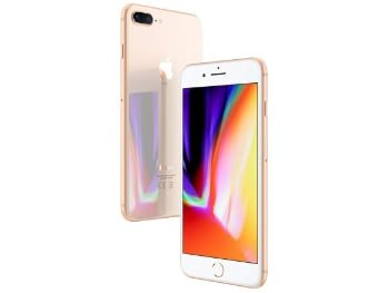 Apple iPhone 8 Plus – Smartphone de 5.5″ (256 GB) oro