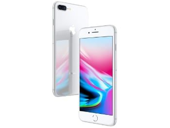 Apple iPhone 8 Plus – Smartphone de 5.5″ (256 GB) plata