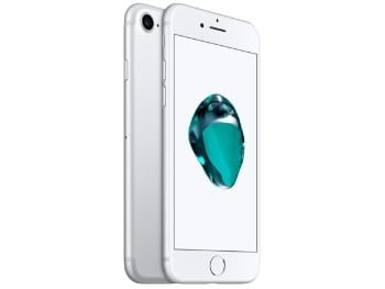Apple iPhone 7 – Smartphone de 4.7″ (128 GB) plata