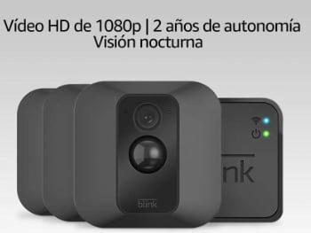 Blink XT Sistema de cámaras de seguridad
