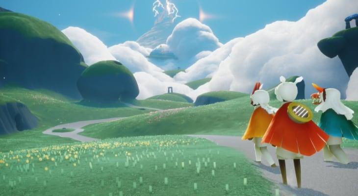 Sky: Children of the Light, ya disponible en la App Store