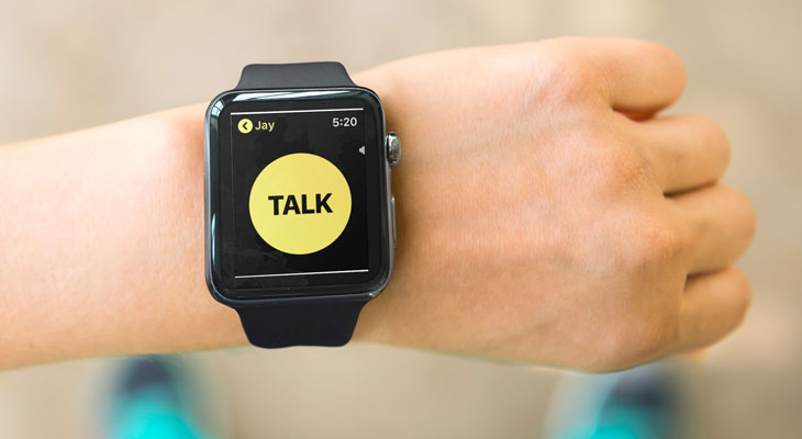 Apple tiene que desactivar Walkie Talkie del Apple Watch por problemas de seguridad