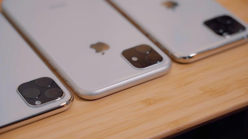 Nuevos iPhone 2019
