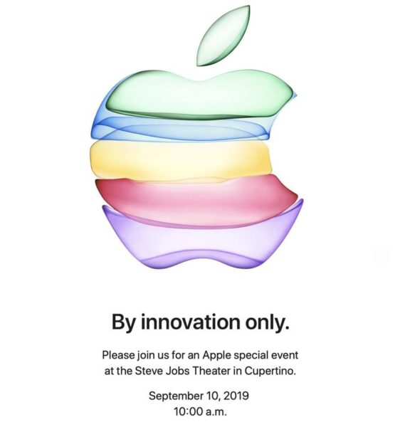 Invitación Apple