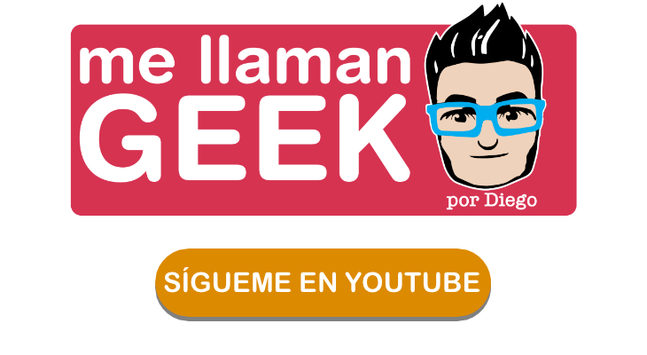 Youtube Me llaman Geek