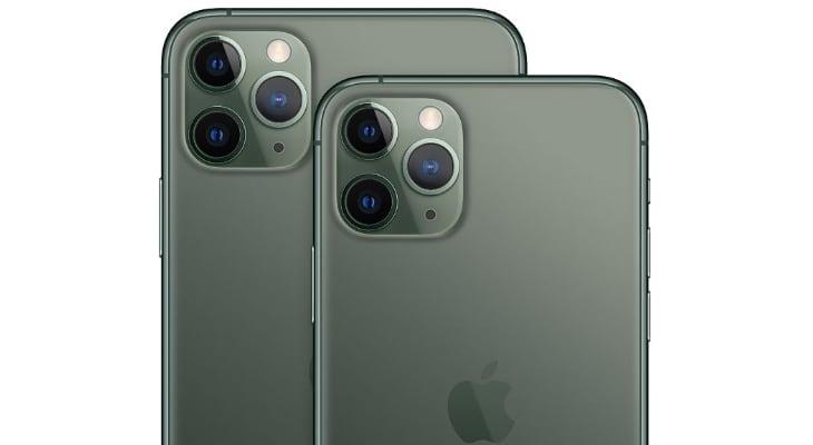 iPhone 11 Pro cámaras