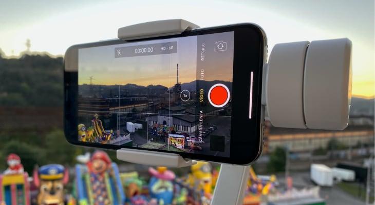 Zhiyun Smooth 4; el estabilizador para iPhone más profesional