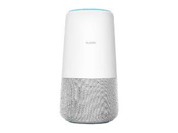 HUAWEI AI Cube – Altavoz Inteligente con conexión móvil LTE (Cat.6), Router 4G, Amazon Alexa Incorporado