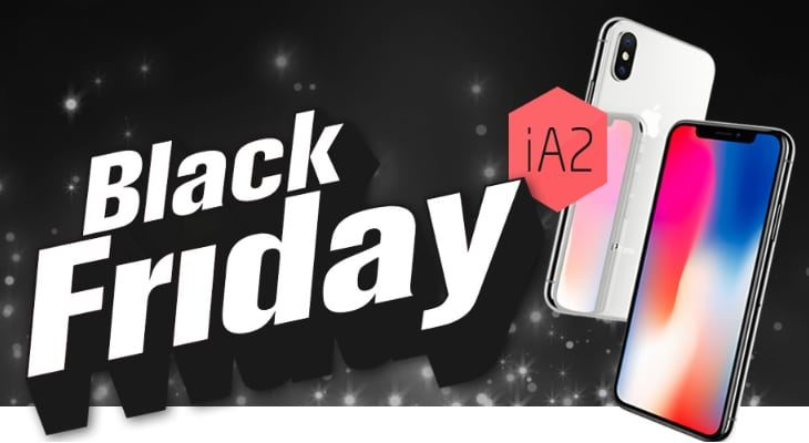 Mejores ofertas en PRODUCTOS APPLE ya disponibles en el Black Friday