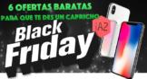 6 Ofertas baratas de Black Friday para que te des un capricho