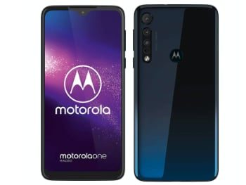 Motorola One Macro Smartphone Dual-SIM