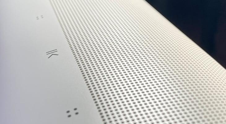Sonos ARC volumen